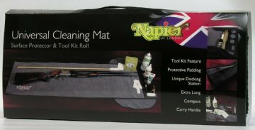 Napier Universal Cleaning Mat/Tool Kit Roll